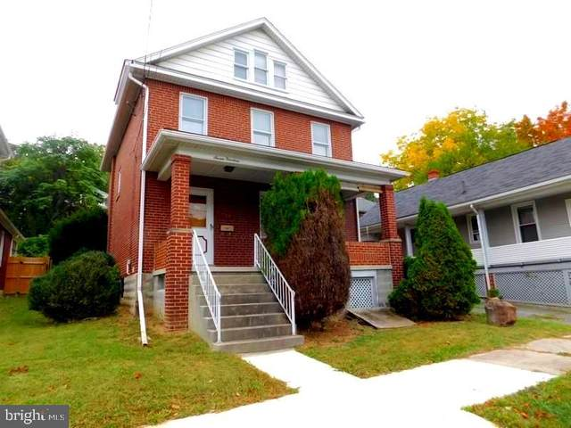 714 Lincoln Street, CUMBERLAND, MD 21502 (#MDAL135370) :: The Putnam Group