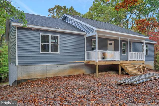 55 Mountain Lake Drive, FRONT ROYAL, VA 22630 (#VAWR141622) :: SP Home Team