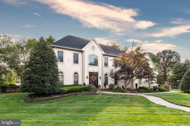106 Haverford Court, MOORESTOWN, NJ 08057 (#NJBL382888) :: Holloway Real Estate Group