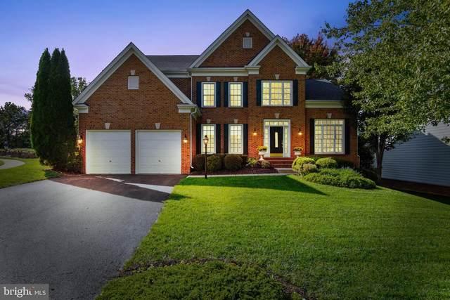4508 Mosser Mill Court, WOODBRIDGE, VA 22192 (#VAPW505896) :: Blackwell Real Estate