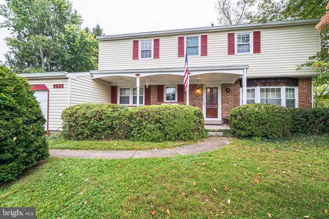 1525 Temple Drive, AMBLER, PA 19002 (#PAMC665474) :: Keller Williams Realty - Matt Fetick Team