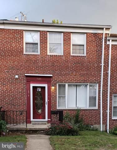 1105 Elbank Avenue, BALTIMORE, MD 21239 (#MDBA526126) :: Crossman & Co. Real Estate