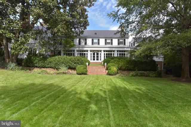 1801 Edgehill Drive, ALEXANDRIA, VA 22307 (#VAFX1158346) :: Blackwell Real Estate