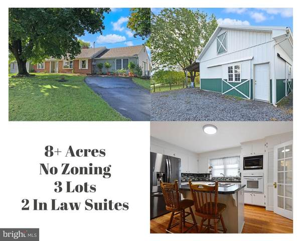 11037 Mercersburg Road, MERCERSBURG, PA 17236 (#PAFL175548) :: The Joy Daniels Real Estate Group