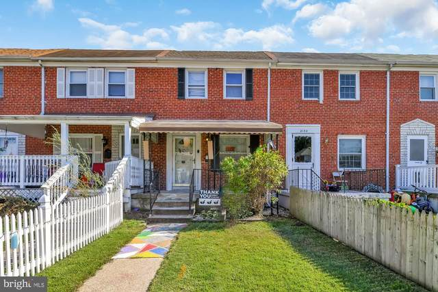 2134 Firethorn Road, BALTIMORE, MD 21220 (#MDBC508212) :: The Piano Home Group