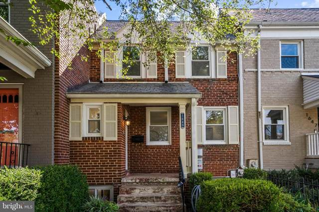 1649 C Street NE, WASHINGTON, DC 20002 (#DCDC489492) :: Tom & Cindy and Associates