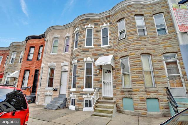 1235 Carroll Street, BALTIMORE, MD 21230 (#MDBA526248) :: The Miller Team