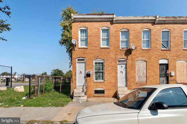 525 S Catherine Street, BALTIMORE, MD 21223 (#MDBA526362) :: Ultimate Selling Team