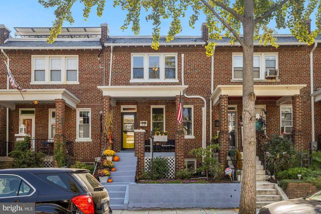 1831 Burke Street SE, WASHINGTON, DC 20003 (#DCDC489890) :: The Redux Group