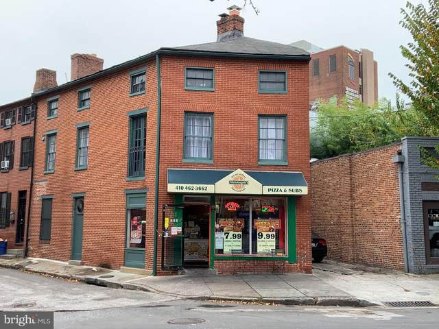 235 W Read Street, BALTIMORE, MD 21201 (#MDBA526452) :: The Piano Home Group