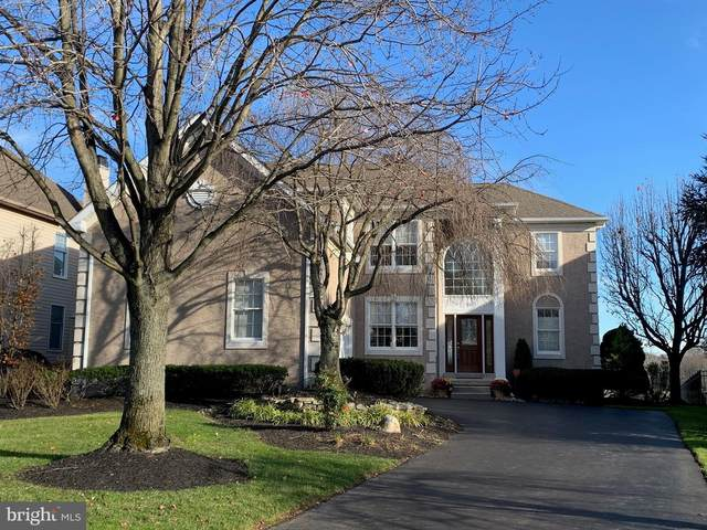 318 Laurel Creek Boulevard, MOORESTOWN, NJ 08057 (#NJBL383154) :: Nexthome Force Realty Partners