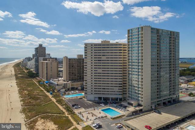 10700 Coastal Highway #2001, OCEAN CITY, MD 21842 (#MDWO117326) :: CoastLine Realty