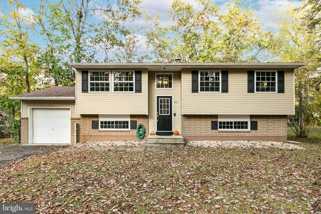 211 Florida Trail, BROWNS MILLS, NJ 08015 (#NJBL383220) :: Bob Lucido Team of Keller Williams Integrity