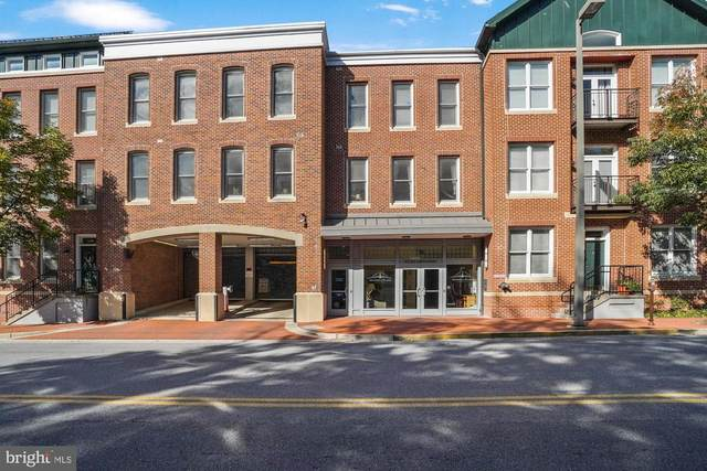 35 E All Saints Street #11, FREDERICK, MD 21701 (#MDFR271764) :: Bic DeCaro & Associates