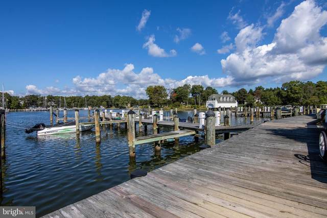 321 Oyster Bay Place #304, SOLOMONS, MD 20688 (#MDCA179008) :: The Redux Group