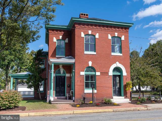 329 Market Street, DENTON, MD 21629 (MLS #MDCM124592) :: Brian Gearhart with Benson & Mangold Real Estate