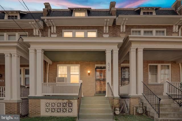 626 Farragut Street NW, WASHINGTON, DC 20011 (#DCDC490066) :: Crossman & Co. Real Estate