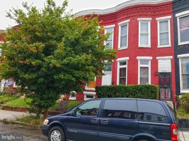 530 E 23RD Street, BALTIMORE, MD 21218 (#MDBA526608) :: EXIT Realty Enterprises