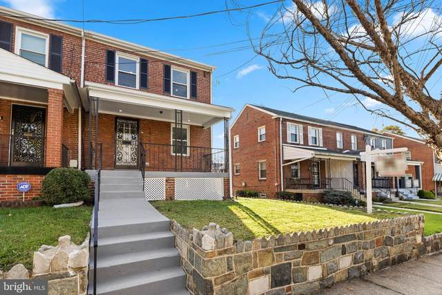 1829 T Place SE, WASHINGTON, DC 20020 (#DCDC490272) :: Blackwell Real Estate