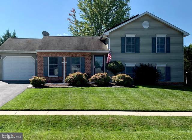 109 Rebeccas Court, SMITHSBURG, MD 21783 (#MDWA175132) :: Bruce & Tanya and Associates