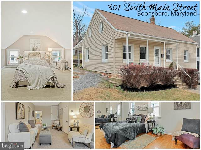 301 S Main Street, BOONSBORO, MD 21713 (#MDWA175144) :: The Redux Group