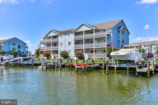 203 S Heron Drive 304A, OCEAN CITY, MD 21842 (#MDWO117406) :: Brandon Brittingham's Team
