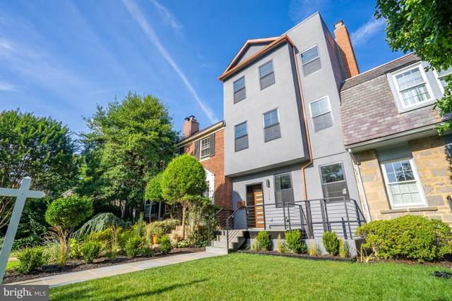 1809 37TH Street NW, WASHINGTON, DC 20007 (#DCDC490380) :: The Miller Team