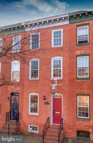 739 Mchenry Street, BALTIMORE, MD 21230 (#MDBA526880) :: The Dailey Group