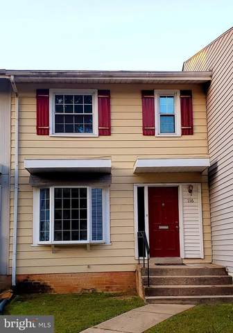 116 Daimler Drive #13, CAPITOL HEIGHTS, MD 20743 (#MDPG583606) :: SP Home Team