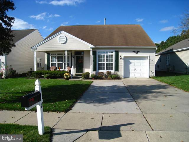 37 Carriage Stop Drive, BERLIN, NJ 08009 (#NJCD404314) :: Linda Dale Real Estate Experts