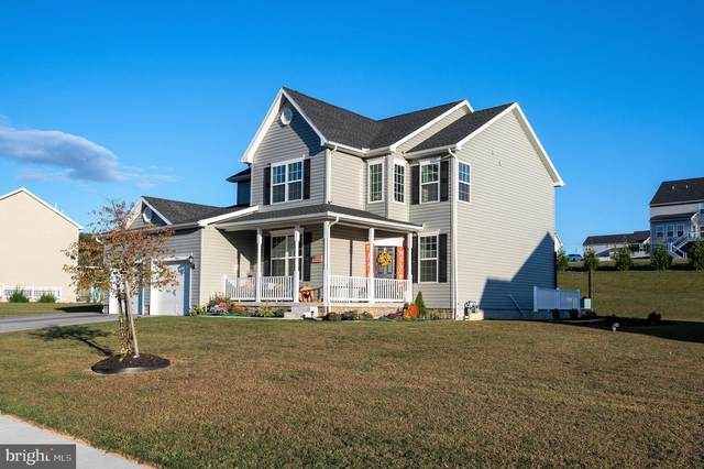 18 Alexander Drive, HANOVER, PA 17331 (#PAYK146800) :: The Heather Neidlinger Team With Berkshire Hathaway HomeServices Homesale Realty