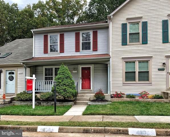 4306 Jonathan Court, DUMFRIES, VA 22025 (#VAPW506562) :: Blackwell Real Estate
