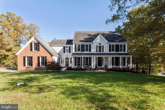 801 Mallet Hill Lane, MILLERSVILLE, MD 21108 (#MDAA449138) :: Keller Williams Flagship of Maryland