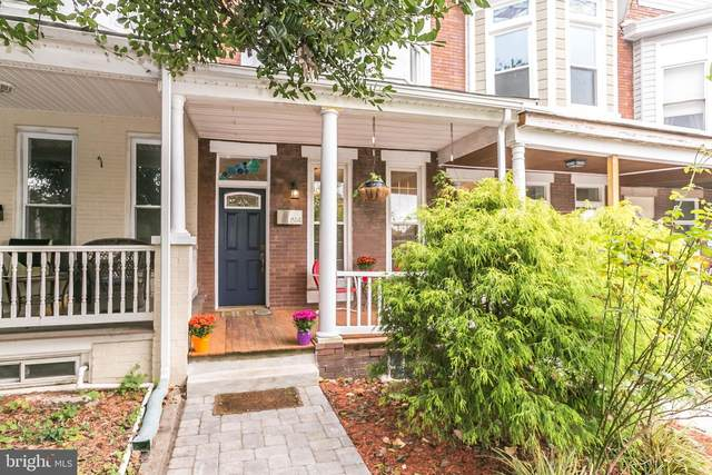814 W 37TH Street, BALTIMORE, MD 21211 (#MDBA527166) :: SP Home Team