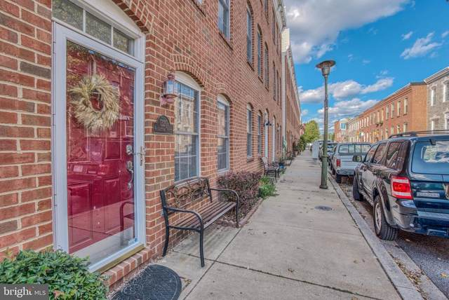 1320 Richardson Street, BALTIMORE, MD 21230 (#MDBA527196) :: SURE Sales Group