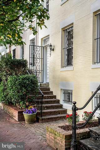 2126 Newport Place NW, WASHINGTON, DC 20037 (#DCDC490984) :: Tom & Cindy and Associates