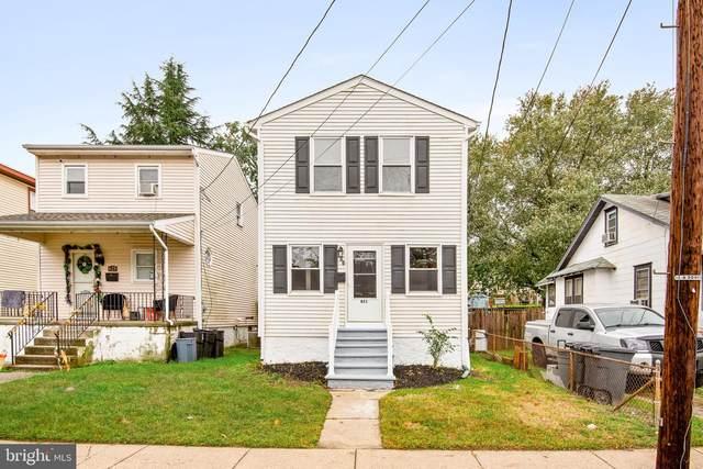 821 Engard Avenue, PENNSAUKEN, NJ 08110 (#NJCD404564) :: Bob Lucido Team of Keller Williams Integrity
