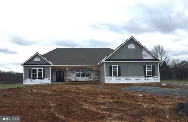 190 Gaul Road Lot 49, SINKING SPRING, PA 19608 (#PABK365294) :: Jason Freeby Group at Keller Williams Real Estate