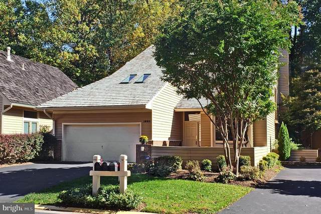 1620 Woodstock Lane, RESTON, VA 20194 (#VAFX1160568) :: Blackwell Real Estate