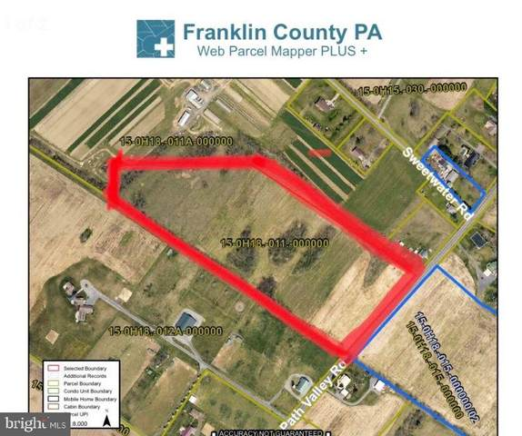 Lot 11 Path Valley Rd, FORT LOUDON, PA 17224 (#PAFL175780) :: The Redux Group