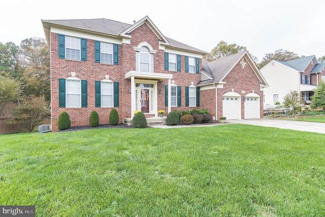 9615 Pamelia Place, FORT WASHINGTON, MD 20744 (#MDPG583988) :: ExecuHome Realty