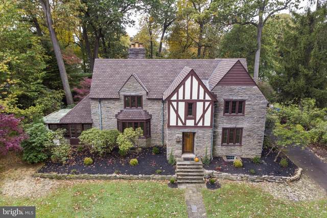1601 Harris Road, GLENSIDE, PA 19038 (#PAMC666800) :: Nexthome Force Realty Partners