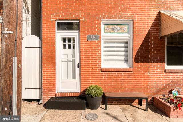 527 S Chapel Street, BALTIMORE, MD 21231 (#MDBA527358) :: Arlington Realty, Inc.