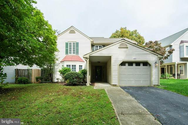 4922 Colonel Contee Place, UPPER MARLBORO, MD 20772 (#MDPG584072) :: Blackwell Real Estate