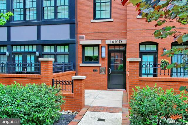 1610 N Queen Street #248, ARLINGTON, VA 22209 (#VAAR171126) :: Corner House Realty
