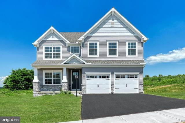 25 Blaine Drive, MANCHESTER, PA 17345 (#PAYK147072) :: The Joy Daniels Real Estate Group