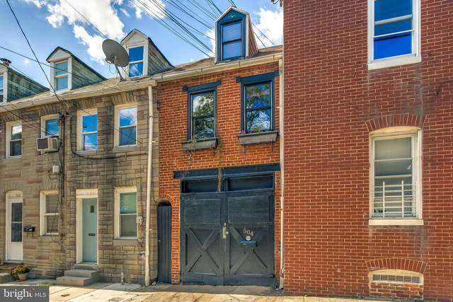 504 S Durham Street, BALTIMORE, MD 21231 (#MDBA527474) :: Great Falls Great Homes