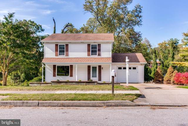 6078 Claire Drive, ELKRIDGE, MD 21075 (#MDHW286442) :: Certificate Homes