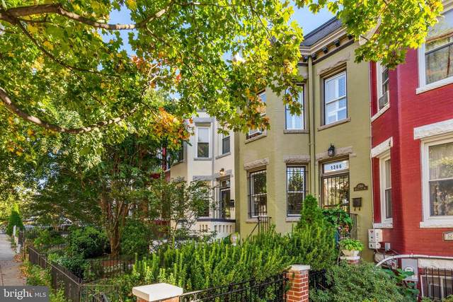 1366 Quincy Street NW, WASHINGTON, DC 20011 (#DCDC491302) :: Crossman & Co. Real Estate