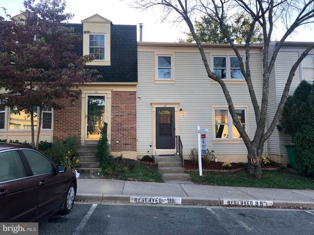 99 Pontiac Way, GAITHERSBURG, MD 20878 (#MDMC729604) :: Advon Group